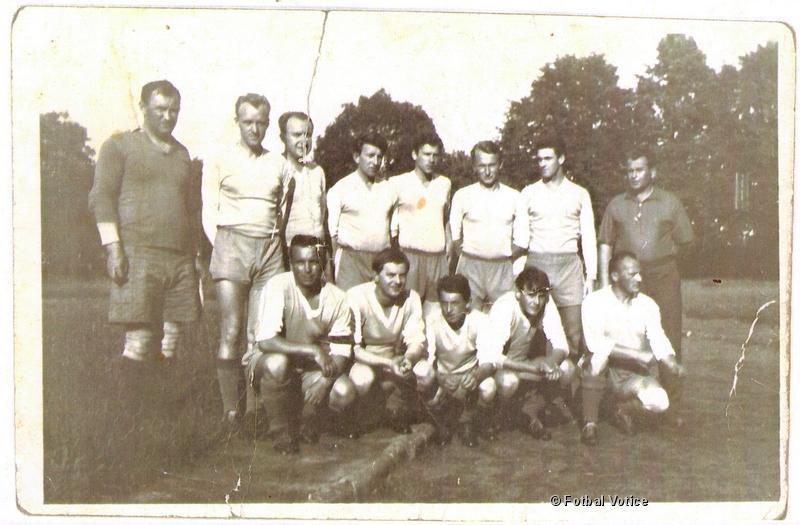 A mužstvo 1965