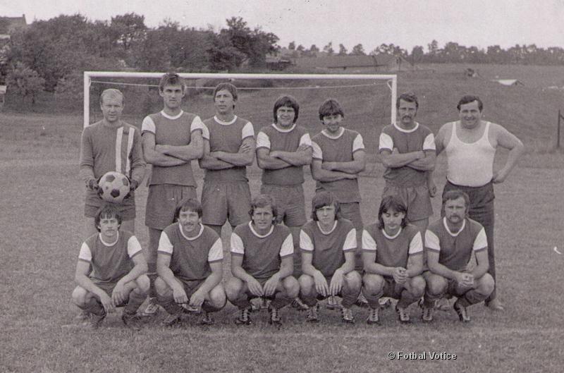 B mužstvo 1981