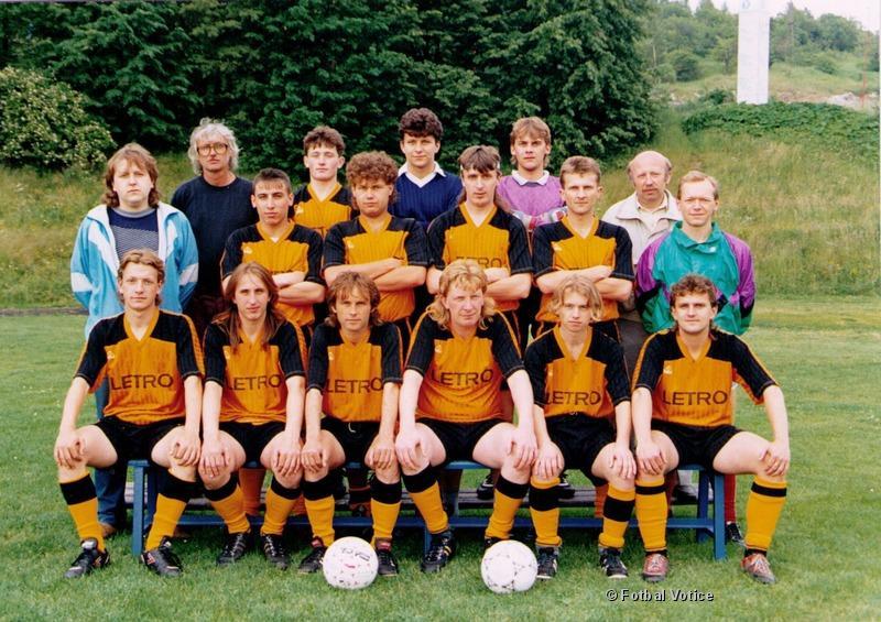 B muži - jaro 1995