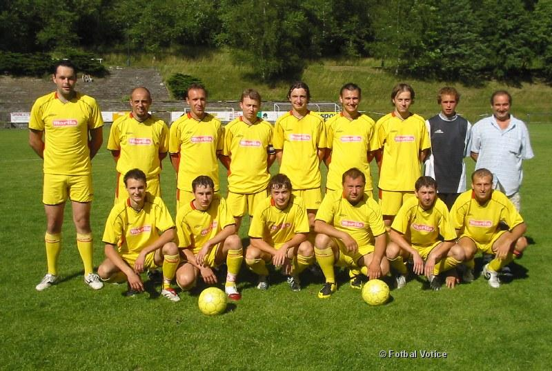Muži B jaro 2007