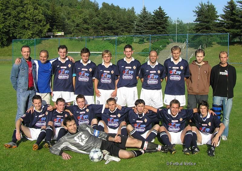 B mužstvo jaro 2009