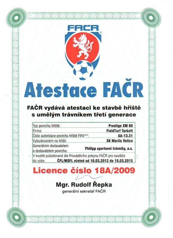 certifikát UMT nový