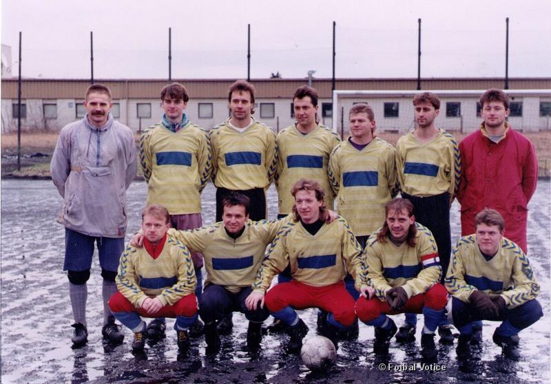 FK Votice - vítěz turnaje