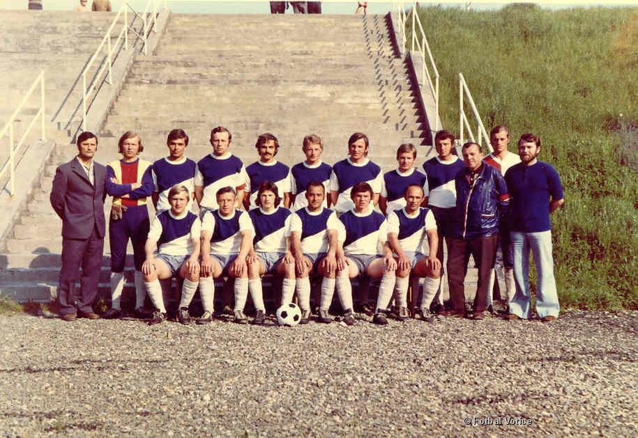 Votice 1975/76 - krajský přebor