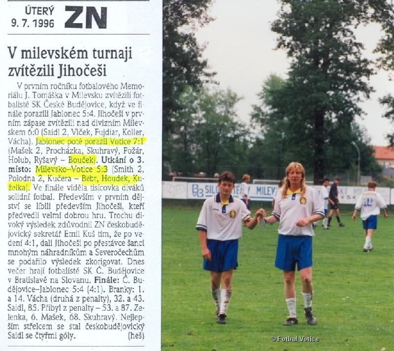 Turnaj v Milevsku