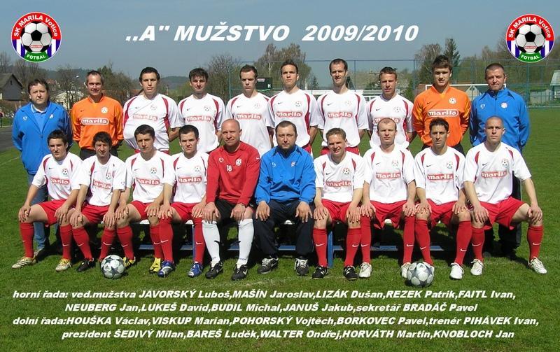 Muži A 2009/2010