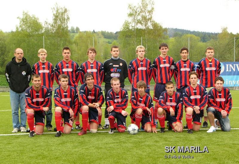 SK MARILA Votice - dorost 2010