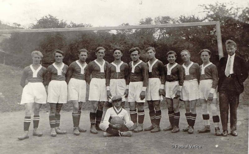SK Votice 1929