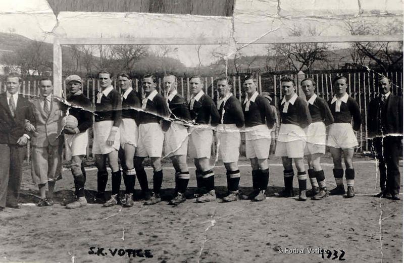 SK Votice 1932