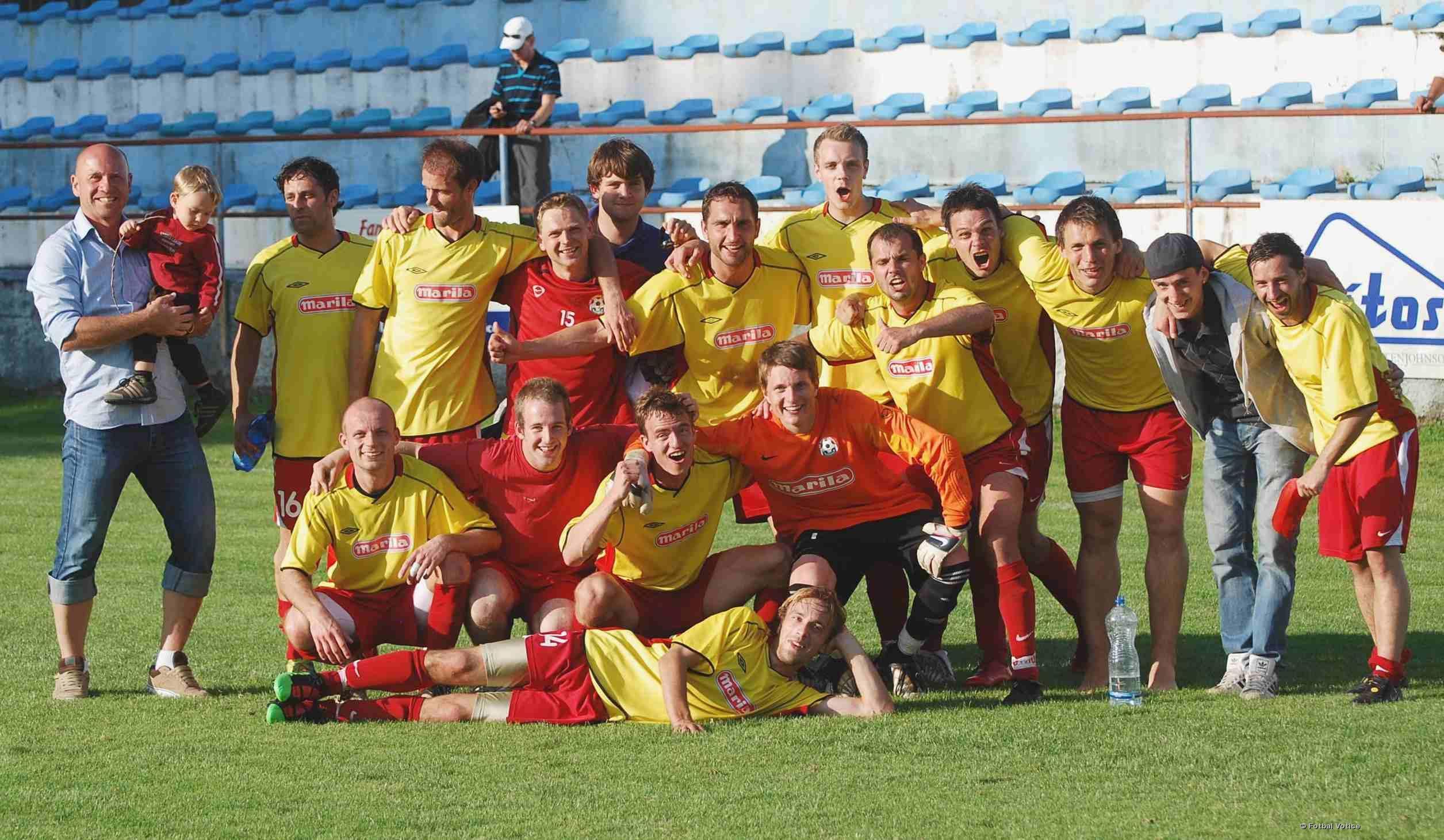 A mužstvo - červen 2011