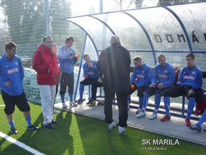 MARILA - Slavia B