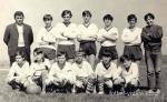 Žáci s trenérem Schorným