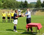 A mužstvo - jaro 2006 - vítěz Středočeského poháru