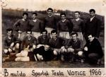 B mužstvo 1966