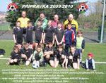 Přípravka 2009/2010